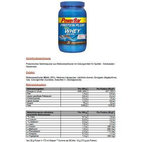 PowerBar ProteinPlus Whey Isolate 100% Dose 570g Schokolade Deluxe